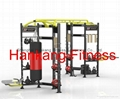 Functional Training Zone- I-Shape
