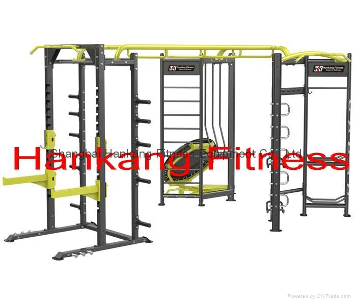 Functional Training Zone- T-Shape