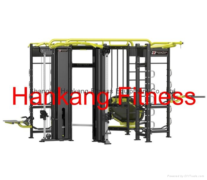 Functional Training Zone- O-Shape