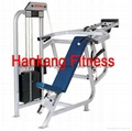 gym equipment,fitness,body building,hammer strength,INCLINE CHEST PRESS(PT-402)