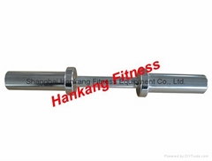 hammer strength,fitness  Olympic Style Dumbbell Handle(HO-009)