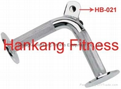 gym and gym equipment,fitness,body building,  Chrome Press Down Bar( HB-021)