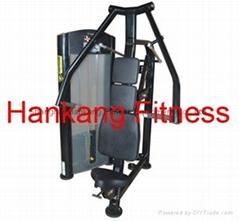 fitness ,fitness equipment,gym machine,Chest Press - PT-901