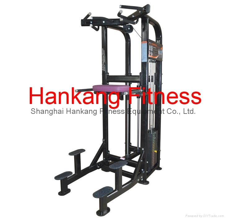 Hammer strength home gym fitness equipment weight assisted