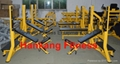 fitness,fitness equipment,Hammer Strength Machin,Iso-Lateral Bench Press-HS-3001 6