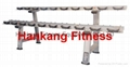 body building,fitness equipment,home gym,Dumbbell Rack (10 Pairs) (HK-1052)
