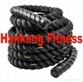 hammer strength weight plate, Exercise Battle Rope(25mm) HB-026