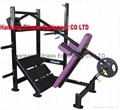 Gym equipment,fitness equipment, Free Weight Machine,Pendulum-Squat  FW-617