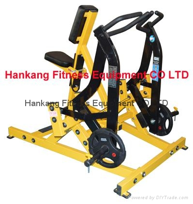 fitness,fitness equipment,gym,Hammer Strength machine,ISO-Lateral Rowing-HS-3011 1