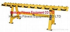 fitness equipment,home gym,body-building,Dumbbell Rack - Single,HS-4009