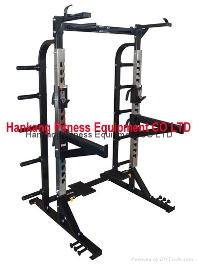 Hammer Strength Half Rack,fitness,Hammer Strength .Half Rack  (HS-4035)