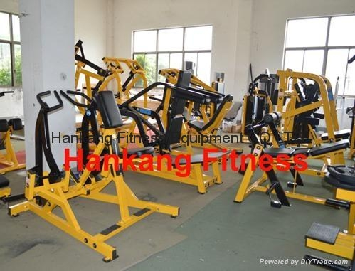 fitness,fitness equipment,Hammer Strength Machin,Iso-Lateral Bench Press-HS-3001 3