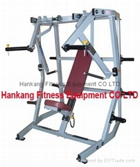 fitness,fitness equipment,Hammer Strength,Iso-Lateral Decline Press,HS-3003