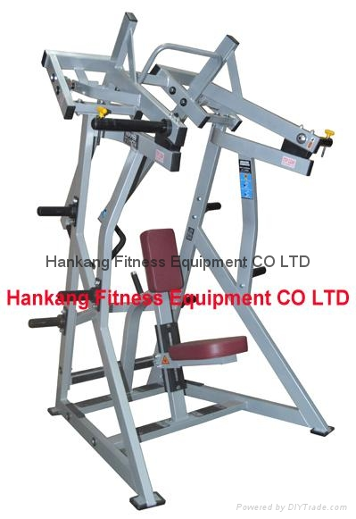 Fitness equipment home gym hammer strength iso lateral d y