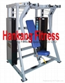 Hammer Strength.fitness equipment,home gym,Iso-Lateral Decline Press,MTS-8002