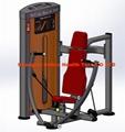 Vertical Chest Press-DF-8002