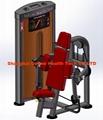 Biceps Curl Machine-DF-8004