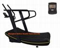 Define Health Tech SELF POWERED TREADMILL,New Best Curved Treadmill - HC-9600