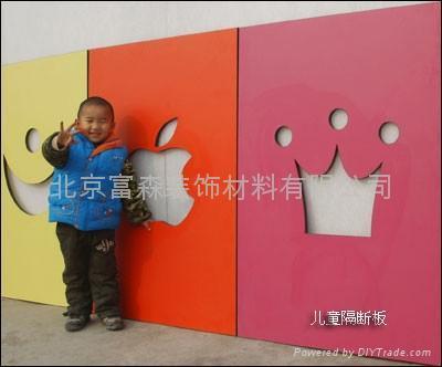 儿童卫生间隔断 1