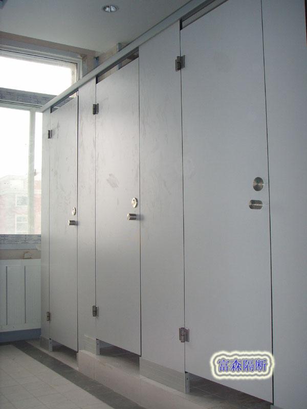 酚醛樹脂板廁所隔斷 1