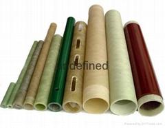 FILAMENT WOUND tubing, FILAMENT winding tubes ,EPOXY FIBERGLASS tubing, Filament