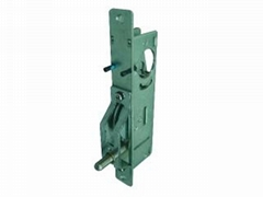 Bottom Rail Deadbolt