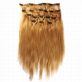 clip in hair weft