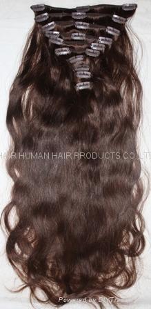 clip in hair weft 5