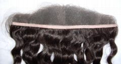 lace frontal piece
