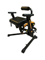 下肢功能訓練椅