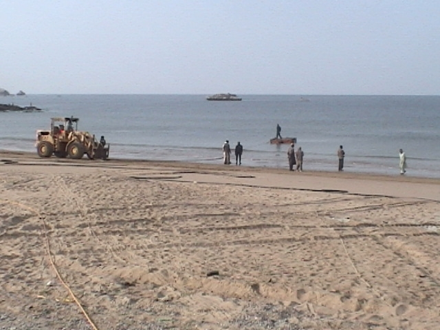 Gaddani Ship Breaking Yard Job