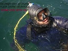 Scuba Diving Fantasy.   Scuba.karachi