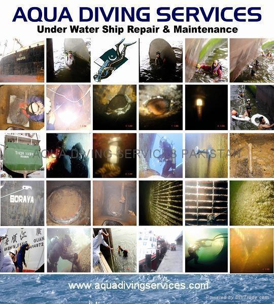 AQUA DIVING SERVICES PAKISTAN