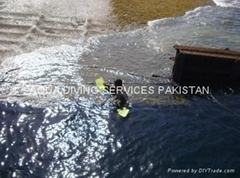 Diving Services in Pakistan & UAE