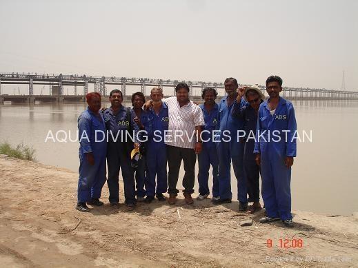 Diving Job