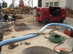 Power Plant Underwater Job