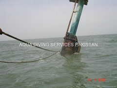 Buoy Inspection Diving Services