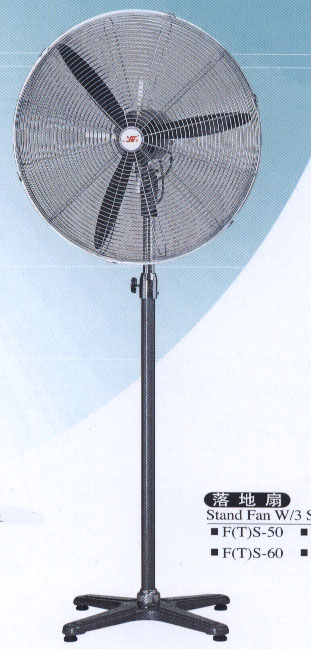 Industrial Stand Fan and wall fan 1