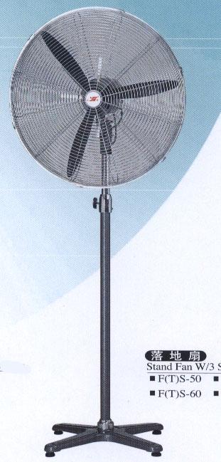 Industrial Stand Fan and wall fan 1