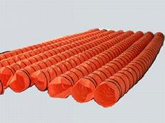 Fire-proof Flexible Duct