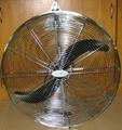 Industrial wall fan(Chrome plating guard) 1