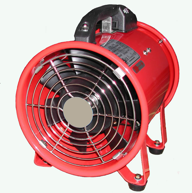 Portable Ventilation Fans : Portable ventilator sht red star china