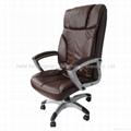 3D office massage chair
