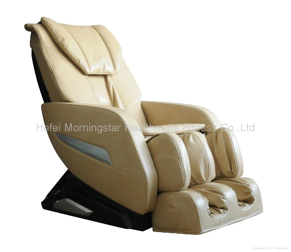 Deluxe Multifunctional Massage Chair China Manufacturer Home Use