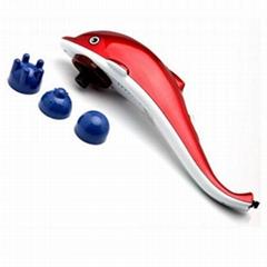 High Standard Multifunction Convenient Dolphin Infrared Handheld Massager LC-889