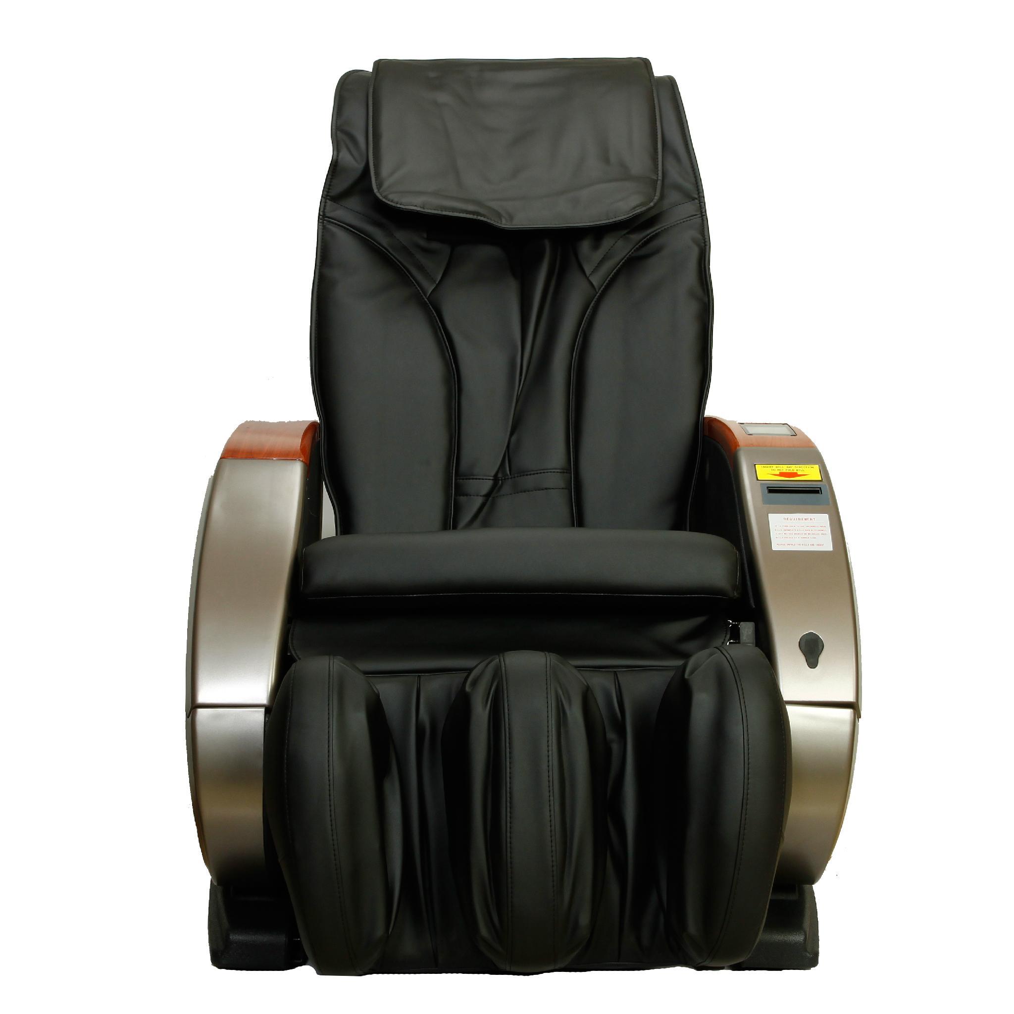 豪華紙幣投按摩椅 1