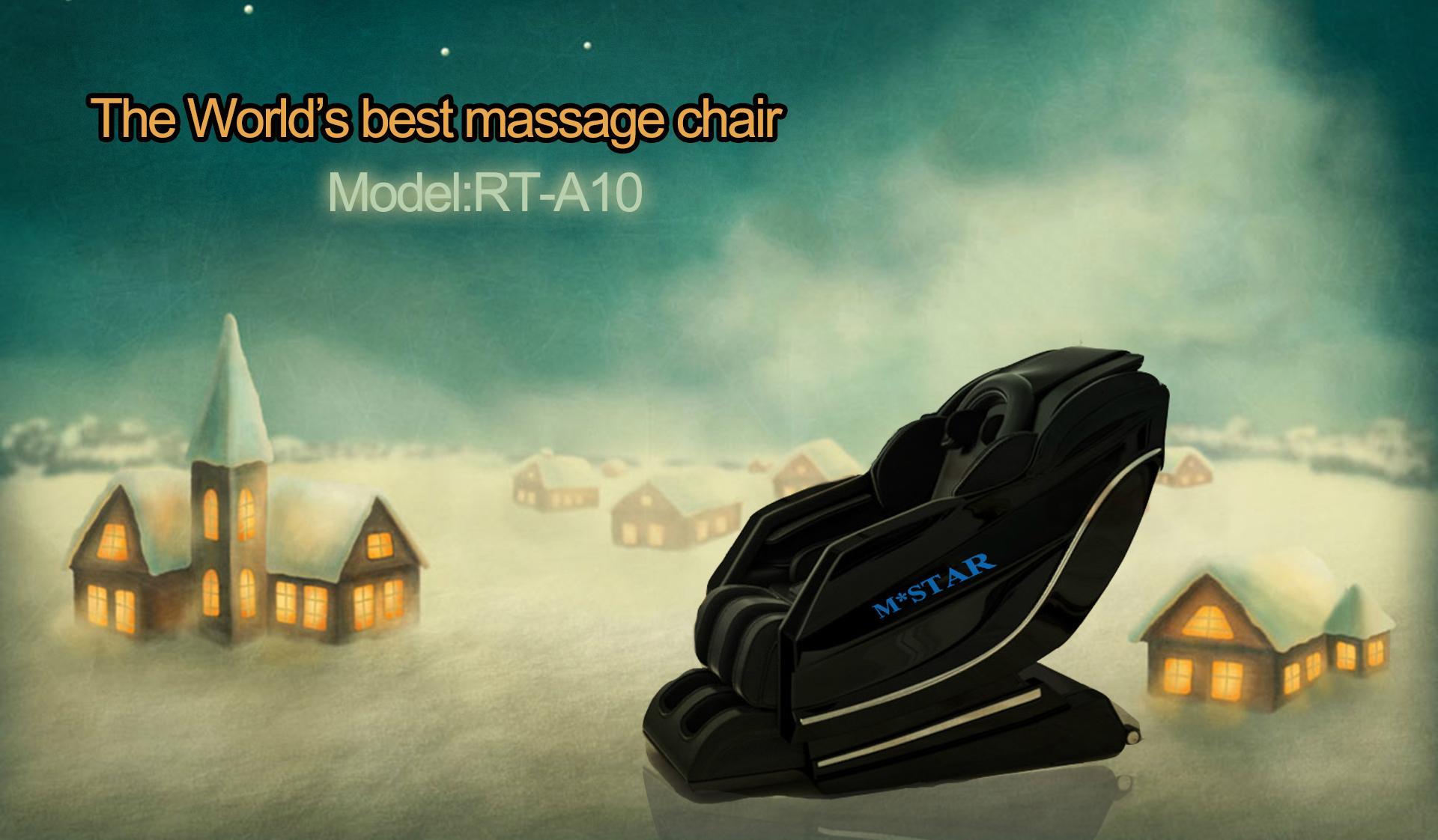M-star Reclining Long SL Track Foot Luxury Massage Chair Price 5