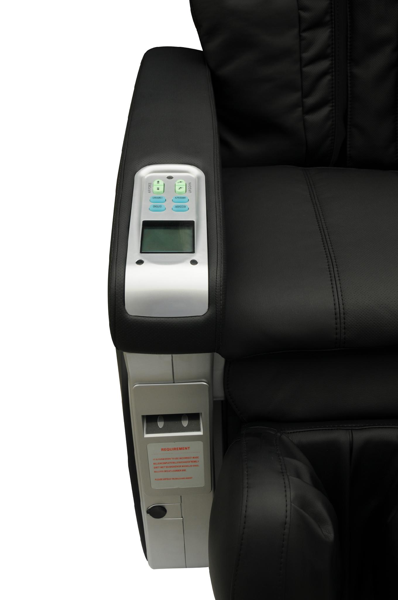 Best Selling Airport Bill Operated Vending Recliner Massage Chair  5