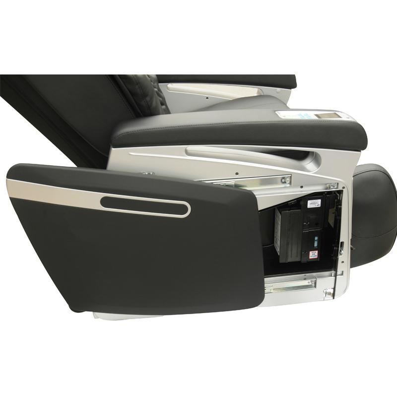 Best Selling Airport Bill Operated Vending Recliner Massage Chair  7