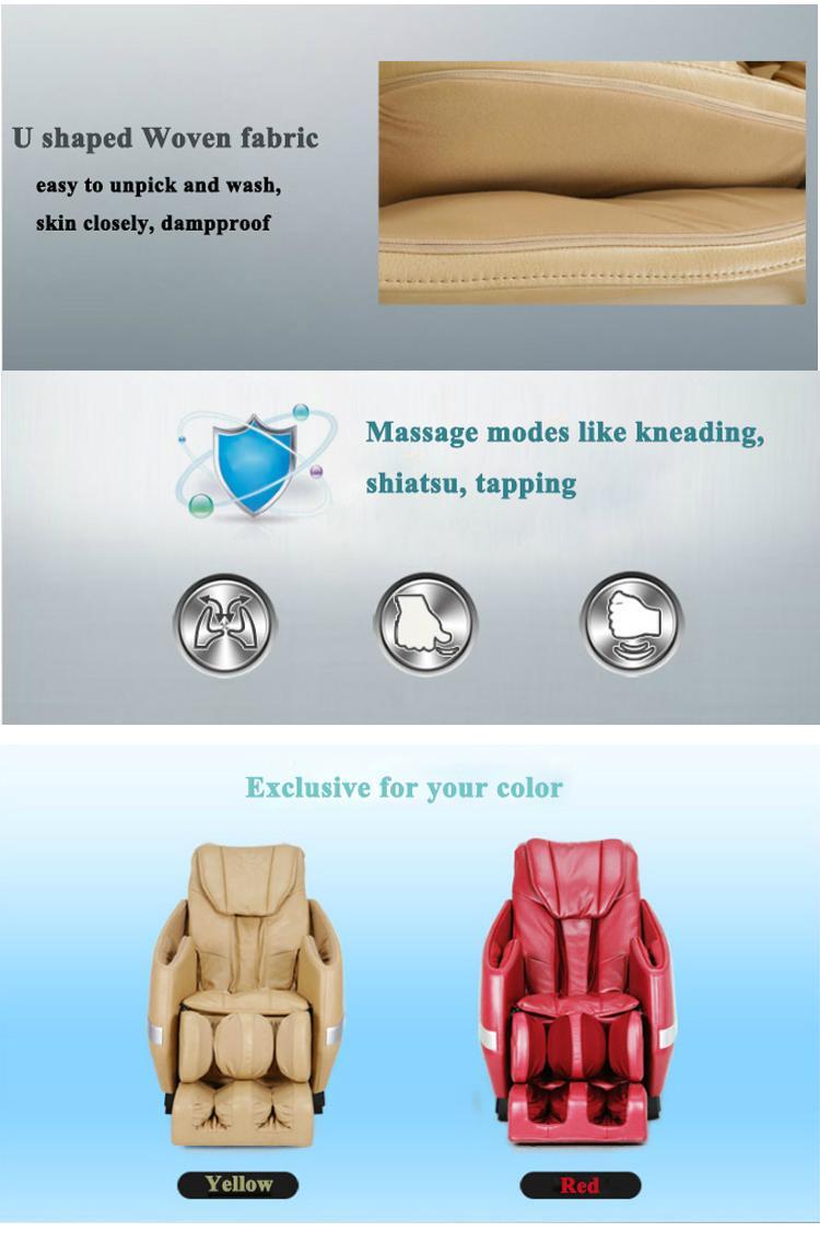 Innovative Armchair Full Body Rocking Massage Chair Price 3